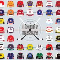 Best NHL jerseys in history headlined by Blackhawks, Canadiens and Kings uniforms