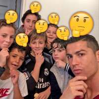 Can you recognize Cristiano Ronaldo's brother?
