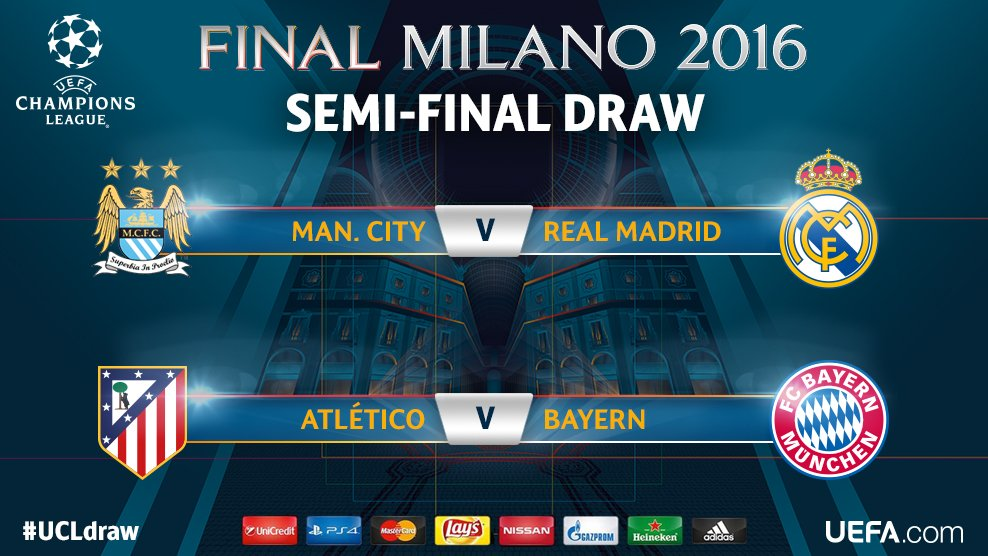 champions league semi final