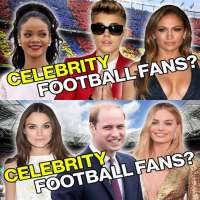 Do you know which celebrity supports your favorite soccer/football club?