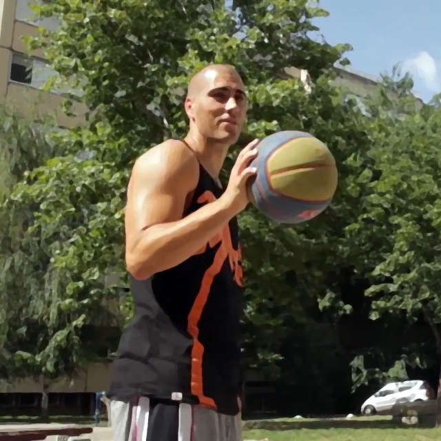 Dusan Domovic Bulut plays for world's best 3x3 basketball team