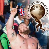England's Eddie Hall wins 2017 World's Strongest Man competition