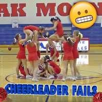 Fail Friday Follies: Cheerleading fails from A to Z