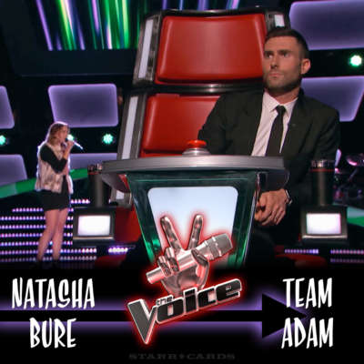 Former NHLer Valeri Bure's daughter Natasha goes to Team Adam on 'The Voice'