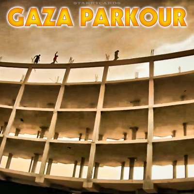 Gaza Parkour propels Palestinian freerunners to new life in Europe