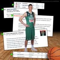 Germany's Isaiah Hartenstein climbing NBA draft boards as he plays for Lithuanian champion Zalgiris Kaunas