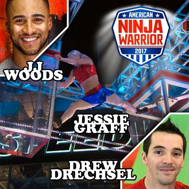 JJ Wood, Jessie Graff, Drew Drechsel shine at 'American Ninja Warrior' Daytona Beach Finals