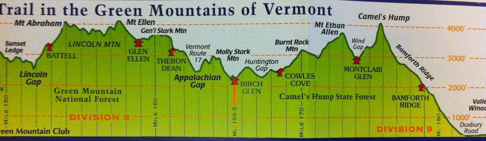 Nikki Kimball takes on the 273-mile Long Trail in Vermont