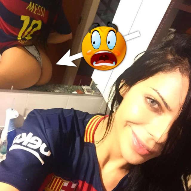 Miss BumBum Brazil Suzy Cortez blocked on Instagram by Lionel Messi