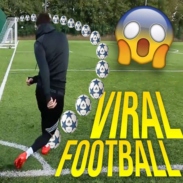 More viral soccer trick shots from the F2 Freestylers