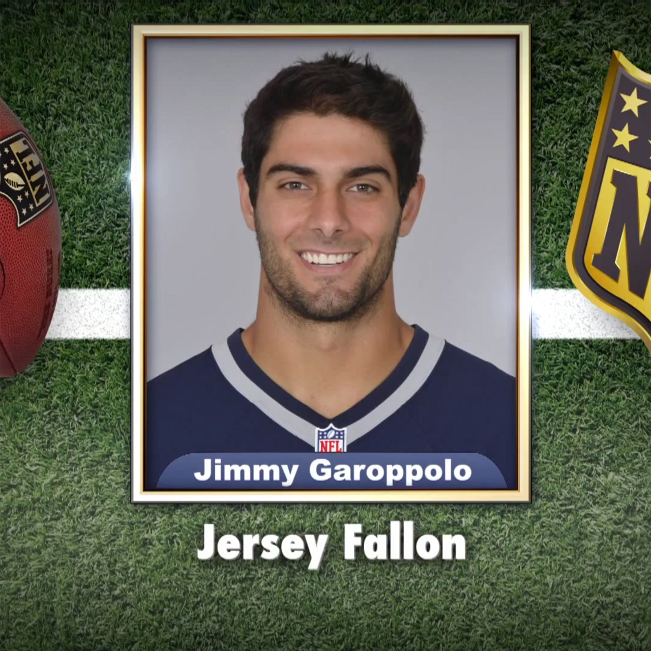 Patriots' Jimmy Garoppolo stars on Tonight Show Superlatives