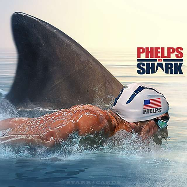 Phelps vs Shark: Michael Phelps races great white shark for Discovery Channel's Shark Week