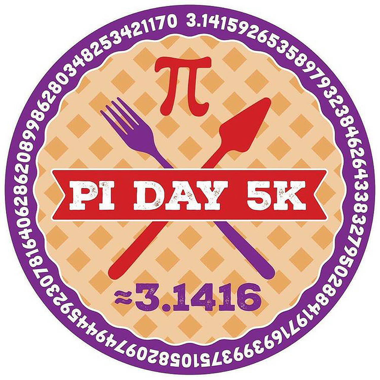 Pi Day 5K fun run