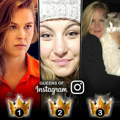 Queens of Instagram: Ronda Rousey, Miesha Tate, Holly Holm tops in followers among UFC fighters