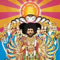 Rabil Tour parody of 'Axis: Bold as Love' album cover from the Jimi Hendrix Experience