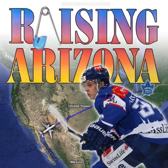 Raising Arizona: Scottdale's Auston Matthews goes No. 1 in NHL Draft to Toronto Maple Leafs