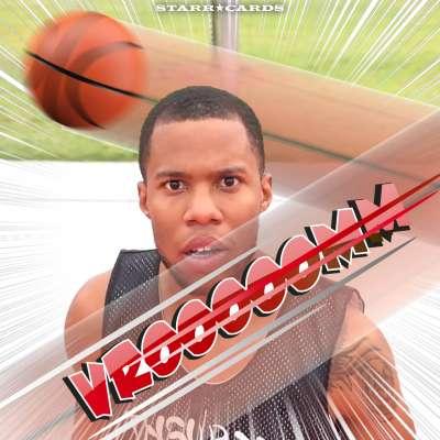 Real-life basketball anime