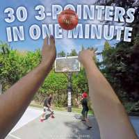 Richard Branning hits world record 30 3-pointers in 60 seconds