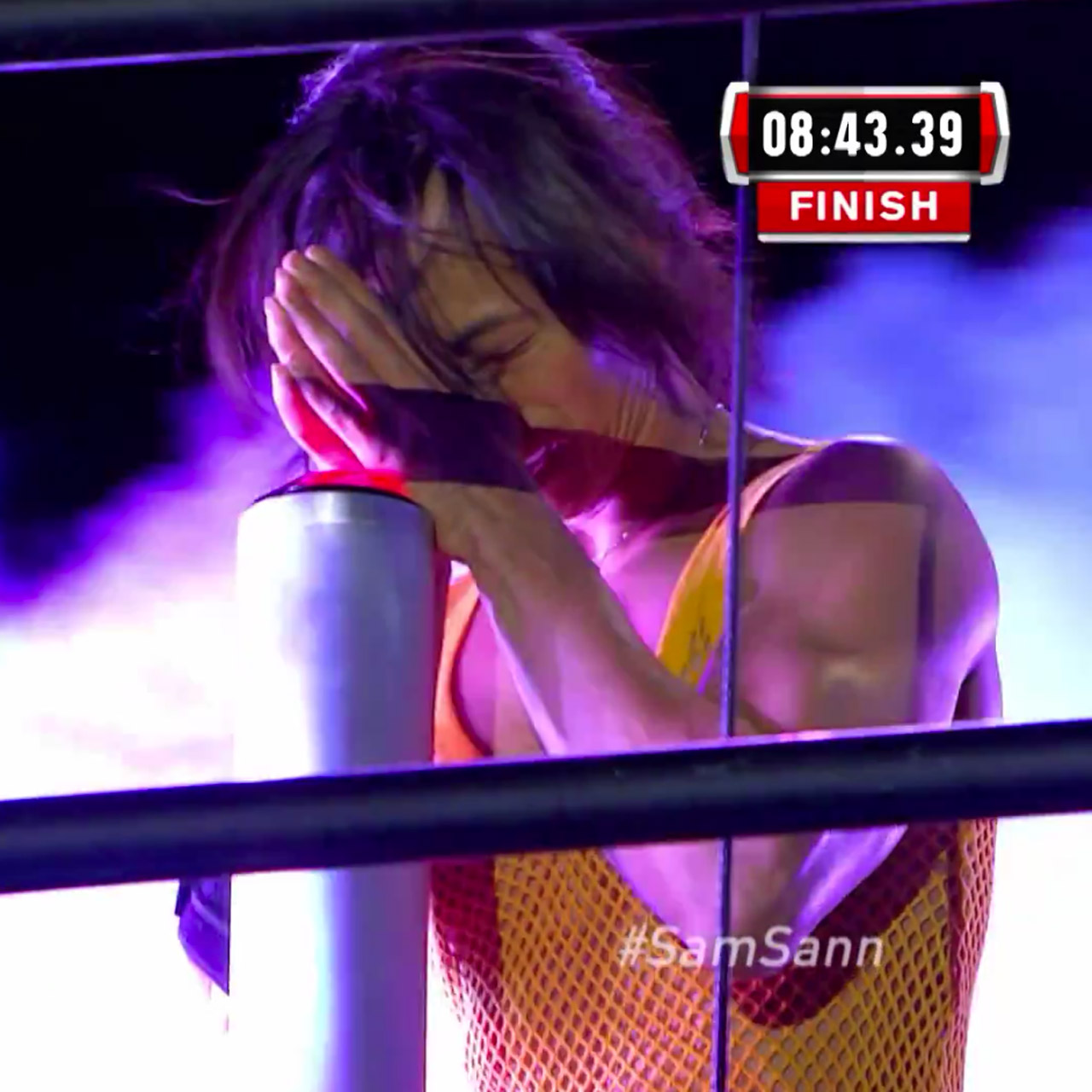 Sam Sann shines at 'American Ninja Warrior' Houston City Finals