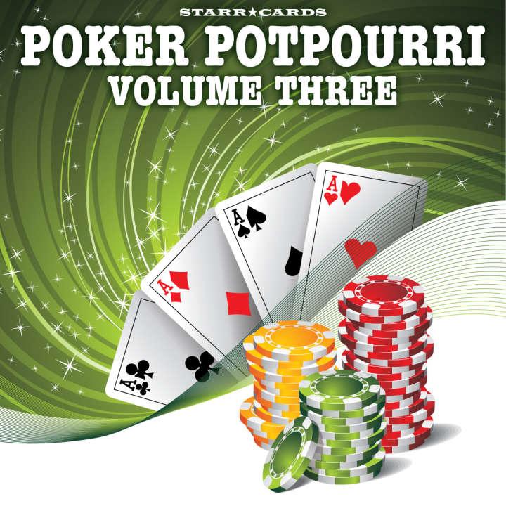 Starr Cards Poker Potpourri Volume Three starring Phil Laak