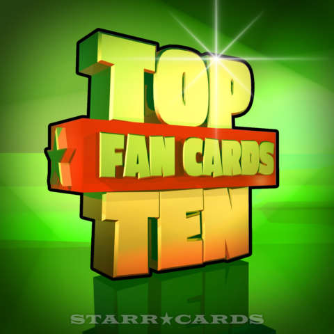 Starr Cards Top Ten Fan Cards 06