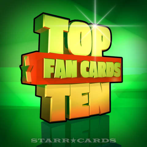 Starr Cards Top Ten Fan Cards 07