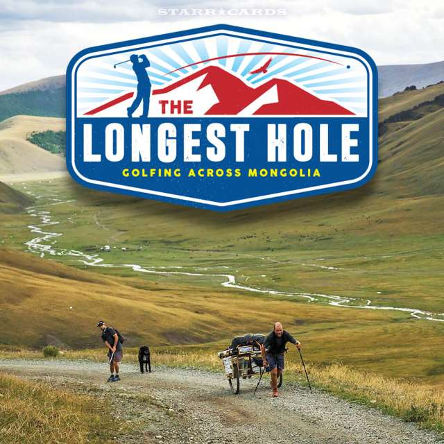 The Longest Hole: Golfing Across Mongolia