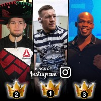 UFC Instagram Kings: Conor McGregor, Anderson Silva, Khabib Nurmagomedov have the most followers