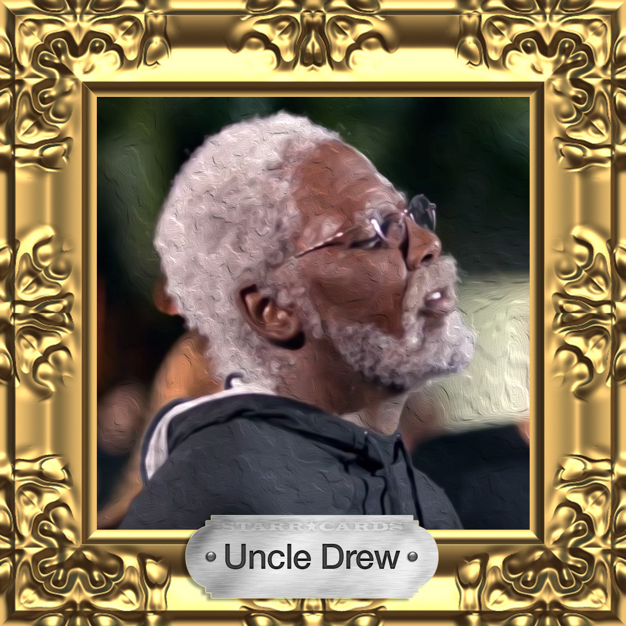 Uncle Drew (Kyrie Irving) is still getting buckets